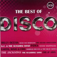 Cover  - The Best Of Disco [2008]